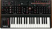 Sequential Pro 3 Se Special Edition Multi-filter Mono Synth