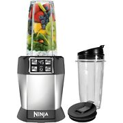 Nutrient Extraction Single Serving Blender With Auto Iq Technology By Ninja