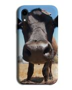 Funny Cows Face Phone Case Cover Cow Picture Image Photo Farm Animal Kids H927