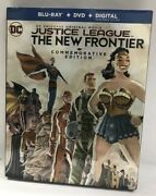📌 Justice League The New Frontier Blu-ray, No Digital Code