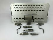 Stryker 4100 Handpiece Set W 2110-120 Battery Charger
