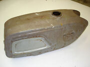 Honda Motorcycle Oem Old Antique Collectible Gas Tank Fuel Needs Restored Look