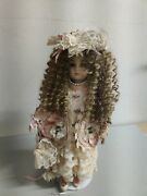 18 French Jumeau Repro 95/2000 Patricia Loveless Vernon Seeley Porcelain Doll