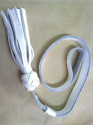 Leather White Sword Knot Lot Of 6
