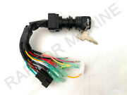 Main Switch Assembly For Yamaha Outboard Pn 6x4-82510-21/6x4-82510
