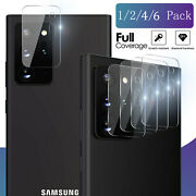 For Samsung Galaxy Note 20/s20 Clear Tempered Glass Camera Lens Screen Protector