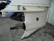 Used Evinrude 200 225 250 Hp Ficht Or Etec Outboard 25 Magnum M1 Lower Unit