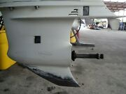 Used Evinrude 150 Or 175 Hp Ficht Or Etec Outboard 25 Magnum 150hp Lower Unit