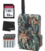 Browning Defender Wireless Pro Scout Trail Cam Atandt + Sd Card And Batteries