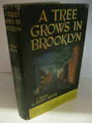 A Tree Grows In Brooklyn By Betty Smith 1944 Harper And Brothers 25th Printing