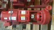 Bell And Gossett 1510 Bf 6.875 1.25ac 47gpm 50ft 2hp Rpm1800 Pump W I-alert Monito