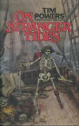 Tim Powers  On Stranger Tides  Signed, True First Edition Hardcover Ace Books