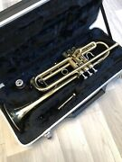 Trumpet Maxtone By French Engineer Wind Instrument + Case