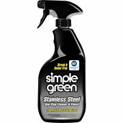 Sunshine Makers Inc. Stainless Steel One-step Cleaner And Polish 32oz Spray