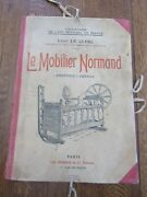 Antique French Book Le Mobilier Normand Furniture History And Styles Of The Region