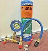 R404a Used On Thermo King Trailers Refrigerant 28 Oz Check And Charge It Kit