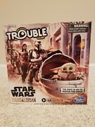 Trouble Star Wars The Mandalorian Edition Board Game For Kids Ages 5 And Up