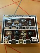 Funko Pop Rogue One 8 Pack Star Wars Disney Store 3000 Pieces Limited Edition
