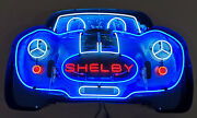 Shelby Ac Cobra 427 Neon Sign Grille Solid Steel Can Dragon Super Snake Ford Gt