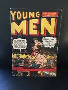 Young Men 9 Canadian Issue Bell Pblg. Of Atlas 11