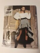 Cosplay By Mccall's Hitched M2072 Sizes 14-16-18-20-22 New Uncut