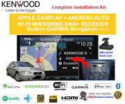 Kenwood Dnx9190dabs For Volvo S60 2001-2009 1st Gen. Stereo Upgrade