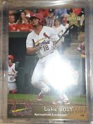 2016 Luke Voit Springfield Cardinals Rc 🔥🔥hot And Rare Commodity
