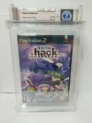 Ps2 - .hack Outbreak Part 3 - Factory Sealed - Wata 9.4 A+ Graded Playstation 2