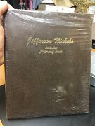 1938-2011 Jefferson Nickels Mint Sets And Proof Only Issues Book Only No Coins New