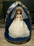Deluxe Reading Grocery Store Toy Betty Bride Doll Store Display From 1959