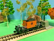 Milwaukee Road, Fox Valley 91168 N Scale, Transfer Caboose Road 021, N Cab