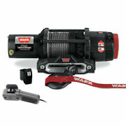 Arctic Cat Warn 4500-lb Provantage Winch Synthetic Rope Stampede Havoc - 648162