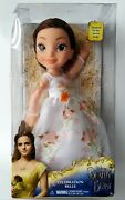 Disney's Beauty And The Beast Celebration Belle Toddler Doll New Rare