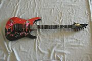 Treker Made In Usa By Bunker Guitars Tension Free Neck Very Good Cond Pls Read
