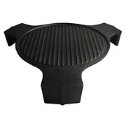 Cast Iron Plate Setter Big Green Egg Accessories Indirect Cooking Fits Large Big