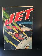 Jet No.1 1951 Canadian Issue Superior Jet Powers And Space Ace