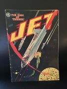 Jet No.4 1951 Canadian Issue Superior Jet Powers And Space Ace