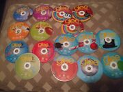 Glee The Complete Season Lot Dvd Discs Only 1 2 3 Volume