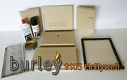 Burley 9105 Hollywell Wood Stove Spare Parts