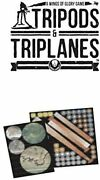 Wings Of Glory Tripods And Triplanes Additional Counter Set Board Game New