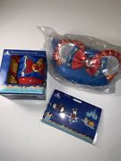 Disney Dumbo Minnie Mouse The Main Attraction Pin Set Hip Pack Loungefly And Mug