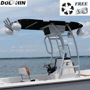 Dolphin Pro2 T-top/ Center Console Boat T Top Customized Looking Heavy Duty