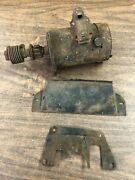 1928 - 1931 Ford Model A Starter For Parts Or Rebuild - Untested-plus 2 Brackets
