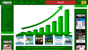 Version 1100ar Gold Adrotator Fully Automated Website Choose Theme