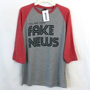 Your Are Very Fake News - Original Newseum Tee - Trump Collectible