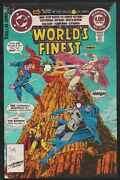 Wfc Superman Batman 276 Hand Color Production Art Cover Signed Anthony Tollin