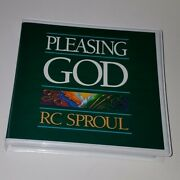 Pleasing God Rc Sproul Audio 6 30-minute Messages On 3 Cds