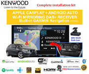 Kenwood Dnx9190dabs For Bmw X1 2009-2015 E84 Car Stereo Upgrade