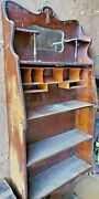 Antique Oak Larkin Desk Salvage Parts Pickup In Ct Or Contact For Delivery Fee
