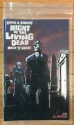 Night Of The Living Dead Back From The Grave - Platinum Foil Cover + Autograph